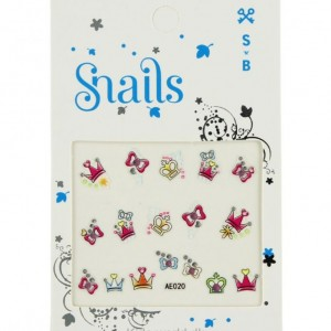 SNAILS NAIL STICKER PERFECT PRINCESS