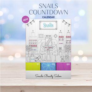 SNAILS COUNTDOWN CALENDAR